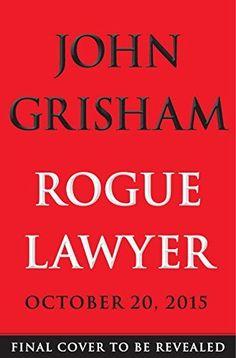 Rogue Lawyer by John Grisham, http://www.amazon.com/dp/0385539436/ref=cm_sw_r_pi_dp_TyzDvb0GZ6WMJ
