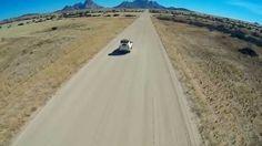 Video: la potente magia della Namibia ripresa dal drone