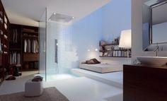 Idée déco : la chambre open space