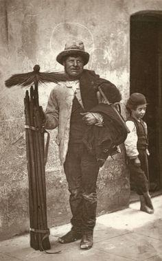 Victorian Street Life in London ~ Kuriositas