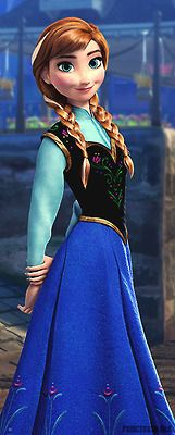 She also doesn't look that much like Rapunzel the more I look at her, her face shape is different and the gifs I've seen of her she just acts different and her hair color is a LOT darker than rapunzels...GAH! I'm getting so excited for this movie!!!