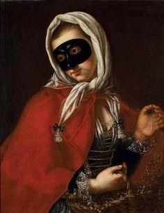 Felice Boscaratti (1721 - 1807) - The carnival of Venice