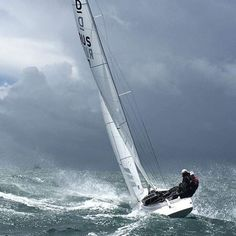 Sail. Sailing. Sailboat. Ocean. Sea.