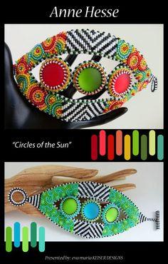 Eva Maria Keiser Designs: Colorway: Anne Hesse