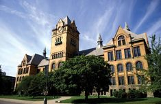 Old Main Building - most photographed place at WSU