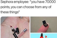 27 Sephora Jokes That Will Make You LOL Until You Cry Through Your Waterproof Mascara