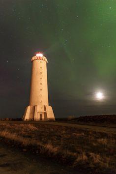 Akranes Lighthouse, Iceland