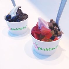 It's a typical working afternoon for us, and had to break from the busy work scene, so amidst the pouring rain, Sarah and I took some walks to Ayala Triangle and decided to grab a cup of froyo at #Pinkberry. We like to pretend that we are really health conscious, but well actually, I just needed something for my feed to sustain my Social Media Climber status. Well anyway, we all know only few appreciate frozen yogurts, and thankfully I'm part of that few! But with #Pinkberry , they have…