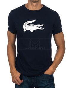 LACOSTE © T Shirt TH3377 ✶ 525 | BEST PRICE Lacoste T Shirt, Lacoste Sport, Polo Club, Online Shopping Clothes, Tshirts Online, Graphic Tees, Shirt Designs, Tee Shirts, Champions