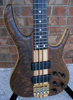 www.LowEndBassShop.com :: View topic - Ken Smith Black Tiger 4 string