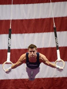 Boys Gymnastics, Gymnastics Workout, Artistic Gymnastics, Olympic Gymnastics, Elite Gymnastics, Sam Mikulak, Male Gymnast, Gymnastics Championships, Olympic Games Sports