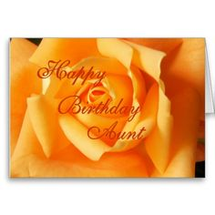 Shop Peach Rose Aunt Birthday- customize any occasion Card created by MakaraPhotos. Happy Birthday Qoutes, Happy Birthday Aunt, Birthday Blessings, Birthday Wishes, Birthday Cards, Peach Rose, Aunts, Birthday Images, Custom Greeting Cards