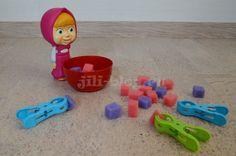 Развивающие игры для детей 2 лет дома. Развитие мелкой моторики и не только. Часть 1 | Жили-Были