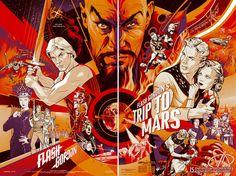 Flash Gordon: Matthew Vaughn si è fermato per via di Guardiani della Galassia
