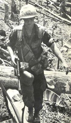 Soldier of the 501st Parachute Infantry Regiment, 101st Airborne Division