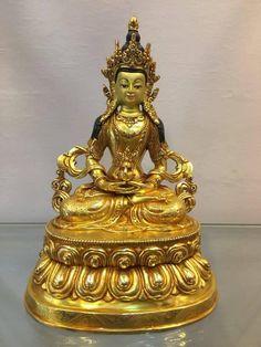Amitabha Buddha, Decorative Bells, Home Decor, Decoration Home, Room Decor, Home Interior Design, Home Decoration, Interior Design