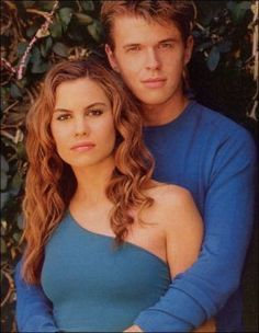 Billy Abbott & Mackenzie Browning (The Young and The Restless - 2000)