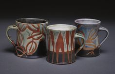 Colleen Riley pottery available work