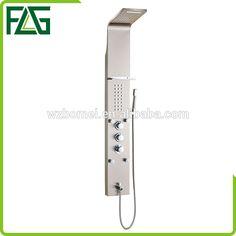 Comfortable Life Style Brass Faucet Shower Panel Rain Shower Faucet