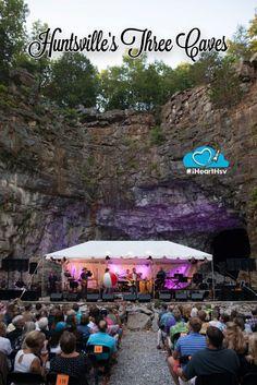 Huntsville's Historic Three Caves - iHeartHsv.com iHeartHsv.com
