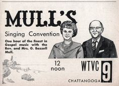 Mull's Singing Convention (1960-1975)