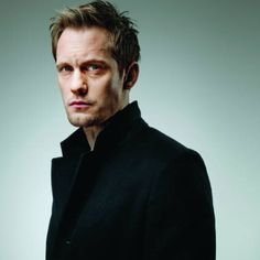 MORE NEW PICS of Alexander Skarsgård by Denis Rouvre (+ a new behind-the-scenes shot of Alex and in Alex is on the cover of in their February 2018 edition. Article linked in my bio. Eric Northman True Blood, Ancient Egyptian Art, Ancient Aliens, Ancient Greece, True Blood Series, Justin Theroux, European History, American History, Southern Women