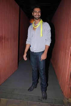 Ashmit Patel in casual wear >> Ava: I love it when he smiles like that. Makes me smile all over.