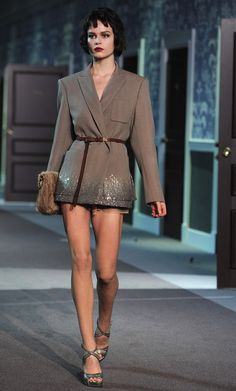 Louis Vuitton, Fall 2013 #PFW