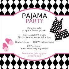 Printable slumber party invitation templates invitationsjdi free printable slumber party invitations girls birthday invites filmwisefo