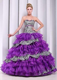 6d86cc26c8 Efashion Women s Ball Gown Quinceanera Dress L2003