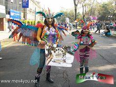 Se llevó a cabo el tan esperado y tan pospuesto Octavo Desfile de Alebrijes Monumentales con 250 alebrijes que partieron del Ángel de la Independencia hasta la Avenida Alvaro Obregón.