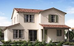 Visit a Meritage Homes new home community in Southern California today. Learn how our quality, award-winning energy-efficient new homes provide more savings, better health, real comfort and peace of mind. New Home Source, New Home Communities, Roof Design, Southern California, New Homes, Mansions, House Styles, Places, Home Decor