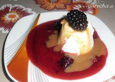 Domáca panna cotta Panna Cotta, Pudding, Ethnic Recipes, Food, Dulce De Leche, Custard Pudding, Essen, Puddings, Meals