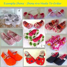 Tiddywinkle Textiles - Custom Baby Shoes - Baby Loafers Product