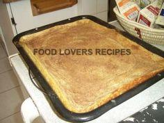 Milk Recipes, Tart Recipes, Candy Recipes, Baking Recipes, Dessert Recipes, Korslose Melktert, Melktert Recipe, Milk Tart, South African Recipes