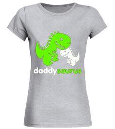 c28cb46746e24 Daddy Saurus Funny Shirt jurassic park shirt