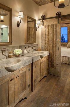 LOVE THIS DOOR!!!!High Andesite | Highline Partners Progressive Bozeman and Big Sky Builders