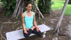 Yogi Nora shows us the proper #breathing technique for both #meditation and to help us during our daily #yoga practice!