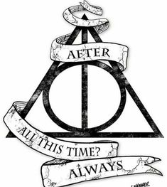 Bildergebnis für symbole harry potter - All The Fandoms - Tatoo Ideen Harry Potter Sempre, Toujours Harry Potter, Immer Harry Potter, Estilo Harry Potter, Arte Do Harry Potter, Harry Potter Poster, Harry Potter Deathly Hallows, Harry Potter Memes, Harry Potter World