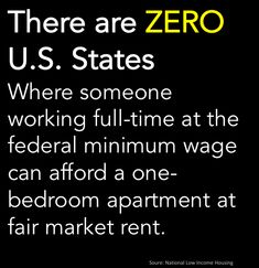 Not sure on that stat. But where I live a studio apartment  is 1K, not good for a couple or family and too expensive for a single person on average income in the area. What happens to these people? Who cares?