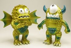 I'm finding myself liking kaiju more lately. $125