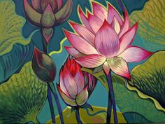 modern flower art - Google Search