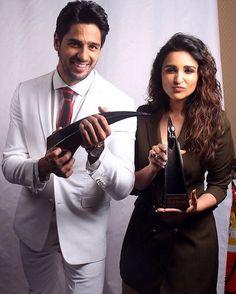 They Look So Cute Together  #sidharthmalhotra #parineetichopra #Bollywood by #BollywoodScope