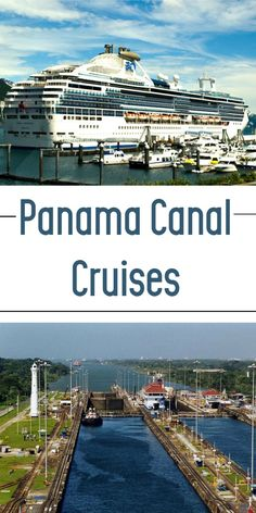 Ever wanted to sail through the Panama canal?  Find out which cruise lines make the journey and if it's full or partial.