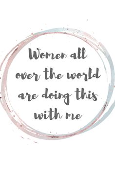Free printable birthing / labour affirmations. Women all over the world are doing this with me.