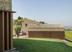 AP HOUSE_URBINO en Italie par le studio GGA - Journal du Design
