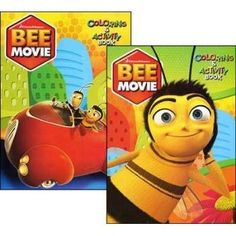 Dreamworks Bee Movie Coloring & Activity Book