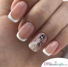20 Ballerina Nails Acrylic Nail Designs Make You Elegant for New Year acrylic nail ideasmanicure ombre acrylic nails ? Acrylic Nail Designs, Nail Art Designs, Acrylic Nails, Gel Nail, Uv Gel, Design Art, Nail Polish, French Nails, French Manicures