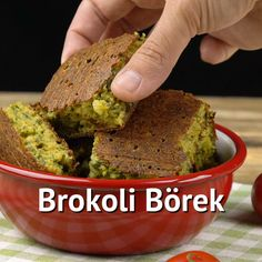 Şaşırtır: Brokoli Börek Tarifi – Vejeteryan yemek tarifleri – Las recetas más prácticas y fáciles Fluff Desserts, Diet Desserts, Diet Snacks, Healthy Desserts, Healthy Cooking, Healthy Recipes, Banana Scones, Flours Banana Bread, Avocado Dessert