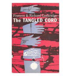 15.95 The Tangled Cord | Vintage Mystery | Frances & Richard Lockridge by ScottieBooks on Etsy #scottiebooks #booklovers